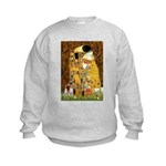 The Kiss & Chihuahua Kids Sweatshirt
