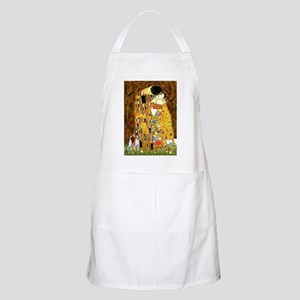 The Kiss & Chihuahua Apron