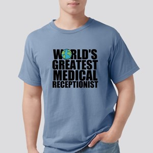 World's Greatest Medical Receptionist T-Shirt