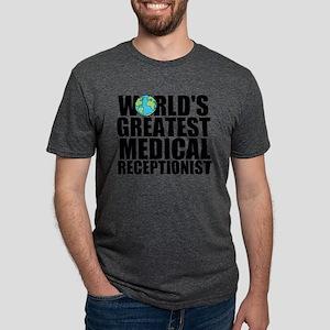 World's Greatest Medical Receptionist T-Shirt
