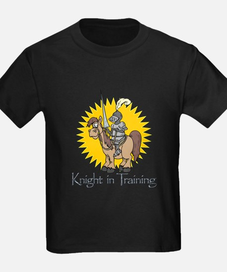 """Knight in Training"" T"