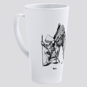 ArchAngel Warrior 17 oz Latte Mug