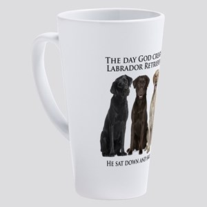 Creation of Labs 17 oz Latte Mug