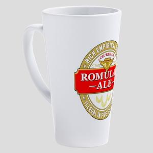 romulan ale 17 oz Latte Mug