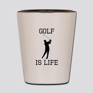 Golf Is Life Shot Glass
