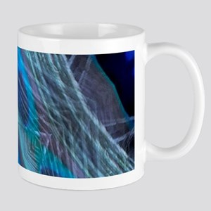 Feather Abstract Mugs