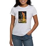 Fairies & Chihuahua Women's T-Shirt