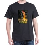 Fairies & Chihuahua Dark T-Shirt