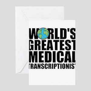 World's Greatest Medical Transcriptionist Gree