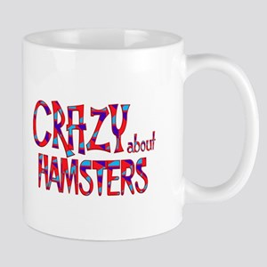Crazy About Hamsters Mugs