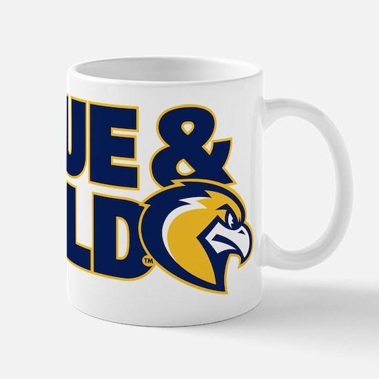 Marquette Golden Eagles Blue and Mug