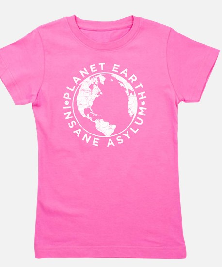 Outreach Girl's Tee