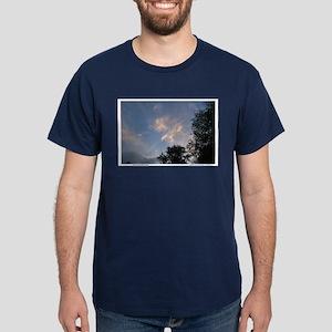 Eagle Divng for Fish Dark T-Shirt