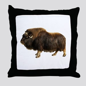 THE PACK LEADER Throw Pillow