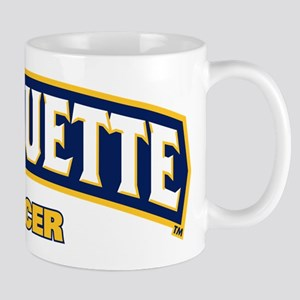 Marquette Golden Eagles Soccer 11 oz Ceramic Mug