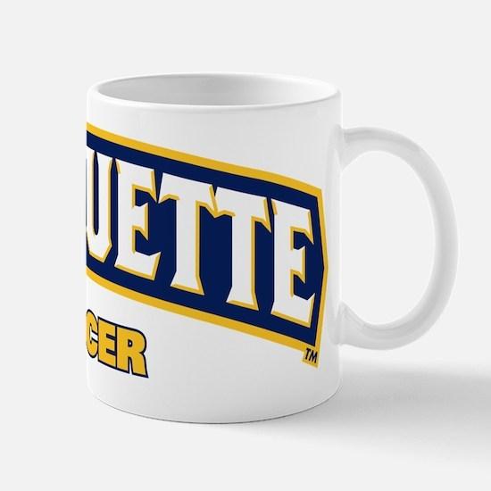 Marquette Golden Eagles Soccer Mug