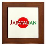 Japatalian Framed Tile