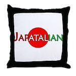 Japatalian Throw Pillow