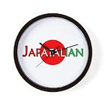 Japatalian Wall Clock