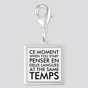 Thinking in French and English Charms