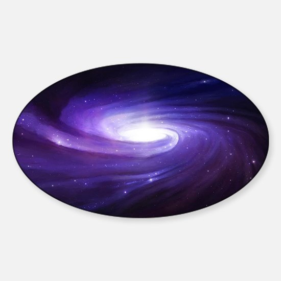Purple Vortex Decal