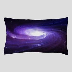 Purple Vortex Pillow Case