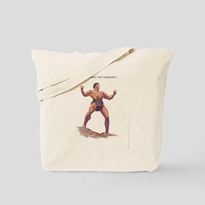 Gordon Scott Memorial Tote Bag