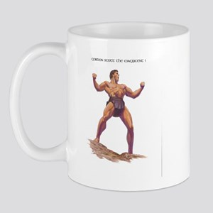 Gordon Scott Memorial Mug