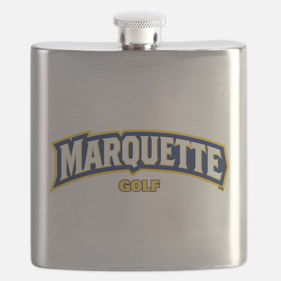 Marquette Golden Eagles Golf Flask