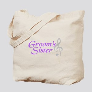 Groom's Sister(clef) Tote Bag