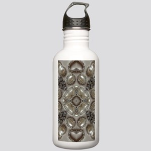 girly vintage pearl di Stainless Water Bottle 1.0L