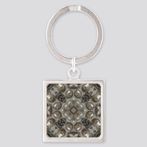 girly vintage pearl diamond glamorous Keychains