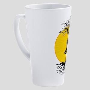 FIND THE WAY 17 oz Latte Mug