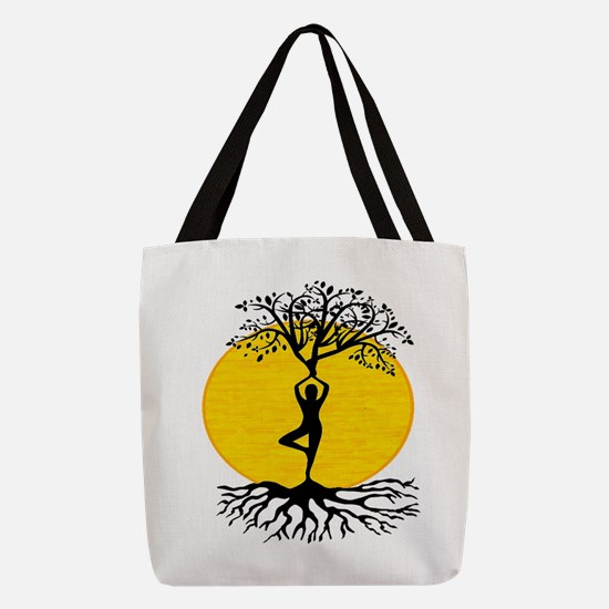 FIND THE WAY Polyester Tote Bag