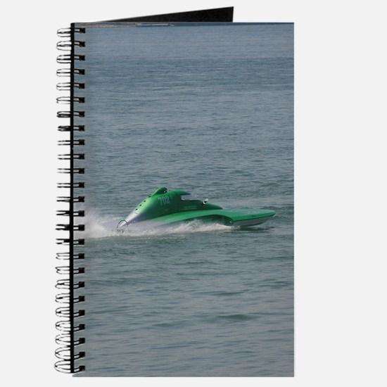 Racing Hydroplane Journal