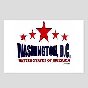 Washington, D.C. Postcards (Package of 8)