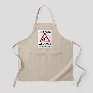 OLD AGE Apron
