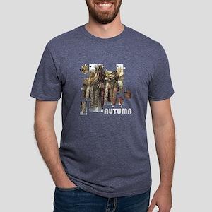 Autumn Corn Jigsaw Puzzle T-Shirt