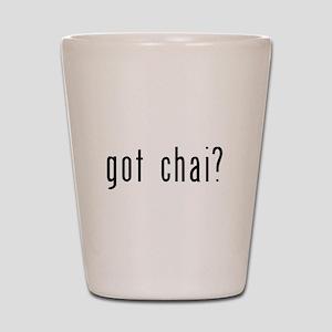 got chai black.png Shot Glass