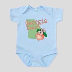 Georgia Peach Body Suit