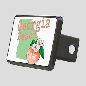 Georgia Peach Hitch Cover