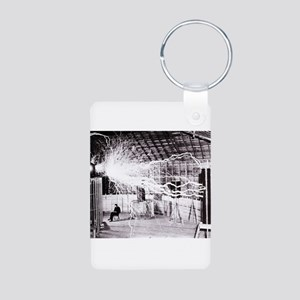 product name Aluminum Photo Keychain