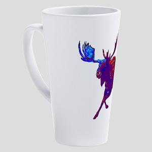 EVENING TIME 17 oz Latte Mug