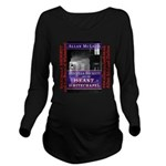 Daniella Beckett Long Sleeve Maternity T-Shirt