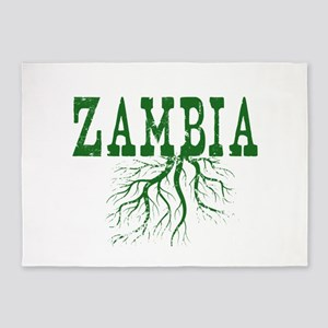 Zambia Roots 5'x7'Area Rug