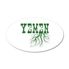 Yemen Roots Wall Decal