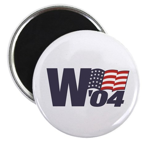 W'04 Bush Magnets (10 pack)