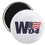 W'04 Bush Magnets (10 pack)