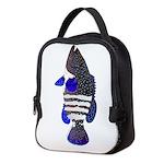 Peacock Grouper Roi Neoprene Lunch Bag