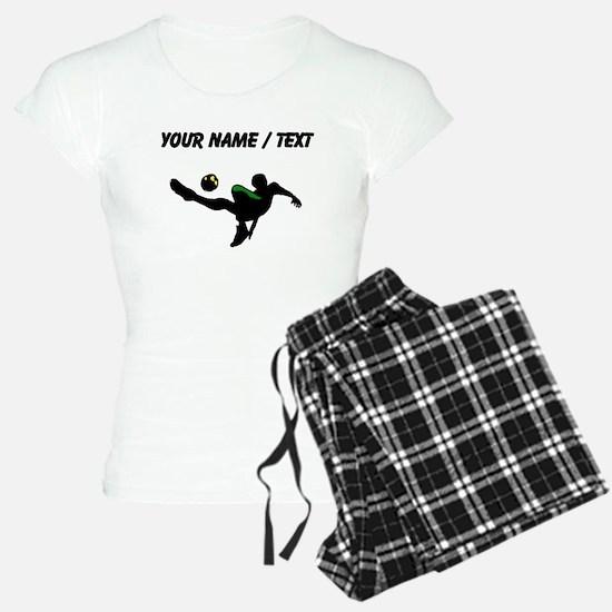 Custom Soccer Kick Pajamas